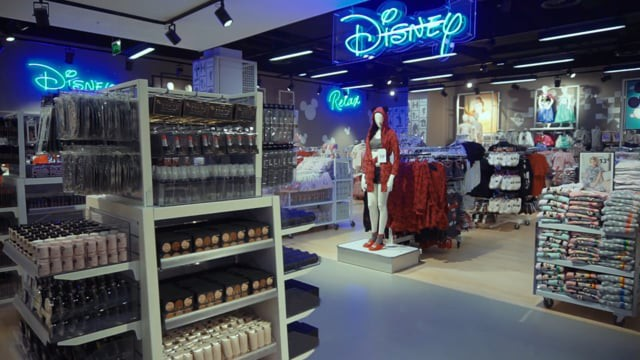 Primark - Val D'Europe Disney Store Walkthrough