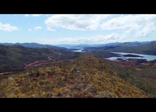 Aerial cinematography demo