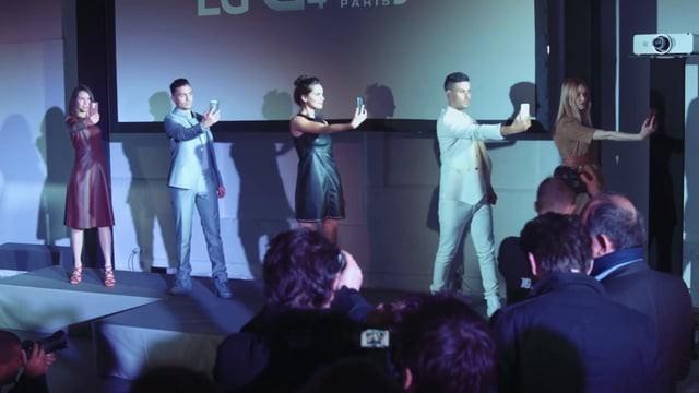 Sortie mondiale LG G4