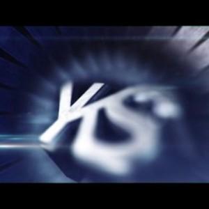 YKS Logo Animation (3D)
